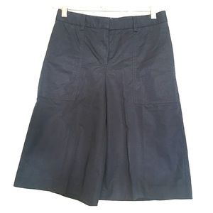 Theory wide shorts